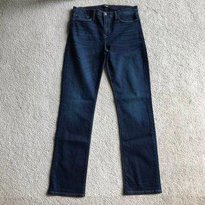 HUDSON Nico Straight Leg Jeans 30